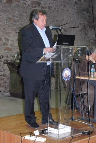 Κ. Κώστας Λεβαντής, δήμαρχος Λαυρεωτικής