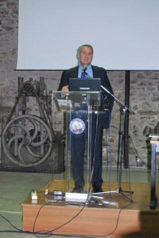 Ο κ. Μάκης Βορίδης, βουλευτής του ΛΑΟΣ