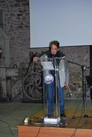 Ο κ. Βασίλης Μουλόπουλος, βουλευτής του ΣΥΡΙΖΑ