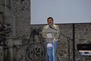 Ο κ. Παναγιώτης Μαυροειδής, εκπρόσωπος του κόμματος  Ανταρσύα