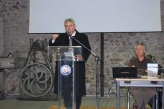 Ο κ. Δημήτρης Λουκάς, πρώην δήμαρχος Λαυρίου και  επικεφαλής της μείζονος αντιπολίτευσης Λαυρεωτικής