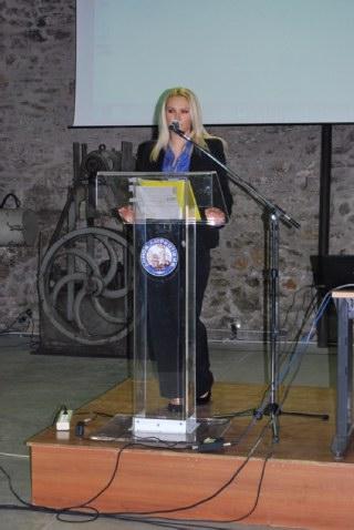 Η κ. Ιωάννα  Κουλουβράκη, από το συνδυασμό «Κερατέα- Λαύριο- Καμάριζα ενότητα»