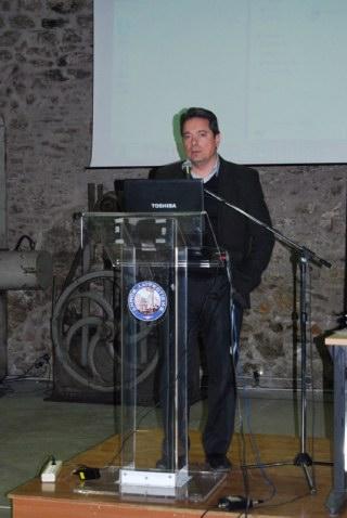 Ο κ. Φίλιππος Κυρκίτσος, εκπρόσωπος των οικολογικών οργανώσεων