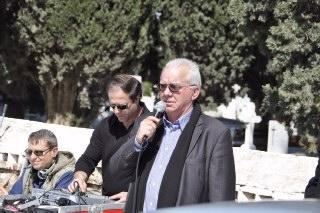Ο Δήμαρχος Παιανίας Δημήτρης Δάβαρης, απευθύνει χαιρετισμό και δηλώνει τη συμπαράστασή του στον αγώνα των κατοίκων της Κερατέας