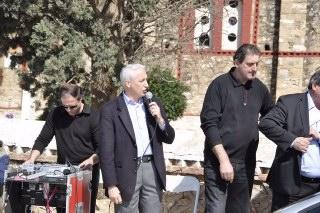 Ο Περιφερειακός Σύμβουλος Θανάσης Αυγερινός, απευθύνει χαιρετισμό και δηλώνει τη συμπαράστασή του στον αγώνα των κατοίκων της Κερατέας