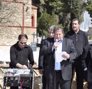Κωνσταντίνος Λεβαντής, Δήμαρχος Λαυρεωτικής: ΧΥΤΑ στην Κερατέα δεν θα γίνει!