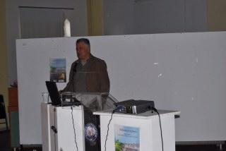 Ο κ. Καλιαμπάκος Δημήτρης, καθηγητής της σχολής Μεταλλειολόγων Μηχανικών Ε.Μ.Π.