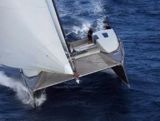 SIG45 sailing fast