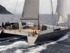 SIG 45 Fastsailing reaching