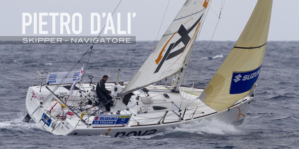 Pietro D'Ali - Skiper Fastsailing