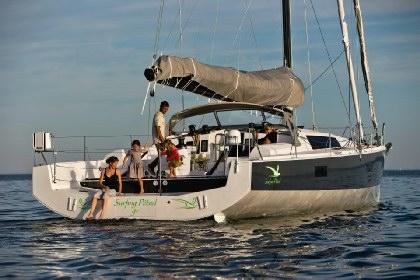 Pogo50 Fastsailing mooring