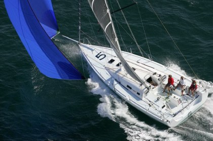 Pogo40 Fastsailing class40 for charter
