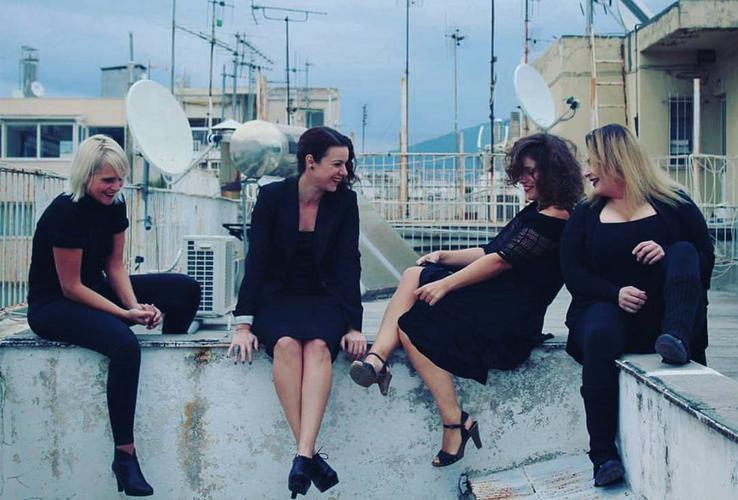 Ανδριάνα Μπάμπαλη- Quarderinas Quartet  στη Βαβέλ